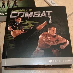 Lea Mills Combat workout